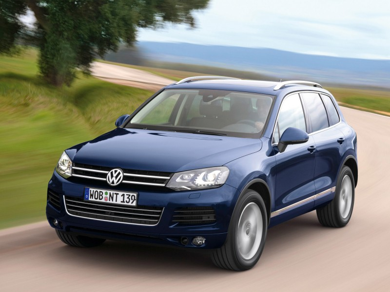 touareg 4x4 essai du mod le v6 bluemotion de volkswagen. Black Bedroom Furniture Sets. Home Design Ideas